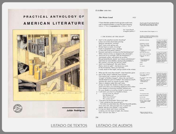 Practical Anthology of AMERICAN LITERATURE